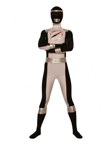 Operation Overdrive Black Power Ranger Costume