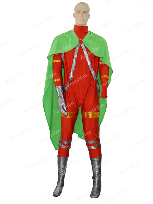 2015 Custom Strong Superhero Costume