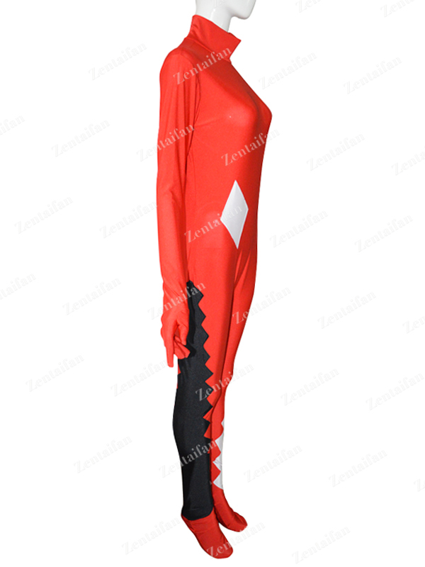 Batman Series Harley Quinn Custom Spandex Costume
