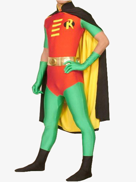 Batman Superhero Costumes - Robin Superhero Costume