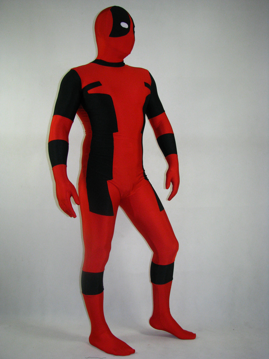 Deadpool Costumes - Deadpool Superhero Costume