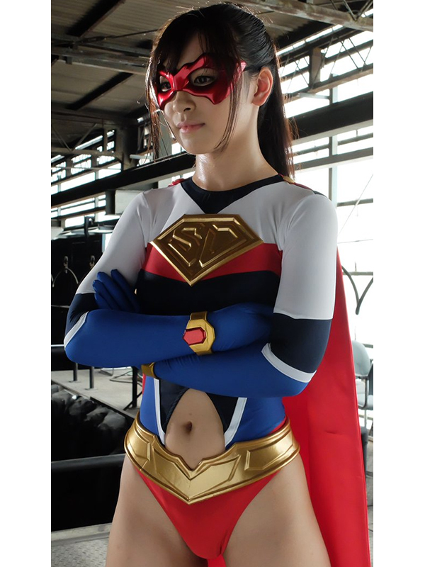 Custom Female Spandex Suit No Cape