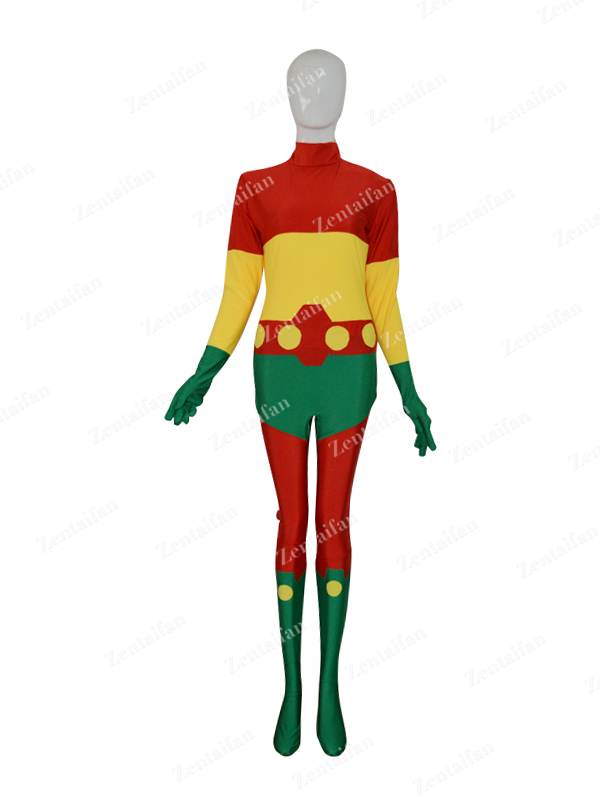 DC Comics Mister Miracle Custom Superhero Costume