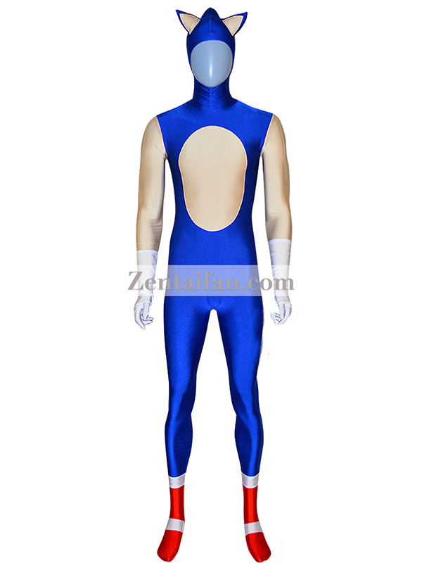 Hedgehog Suit Halloween Animal Zentai Suit