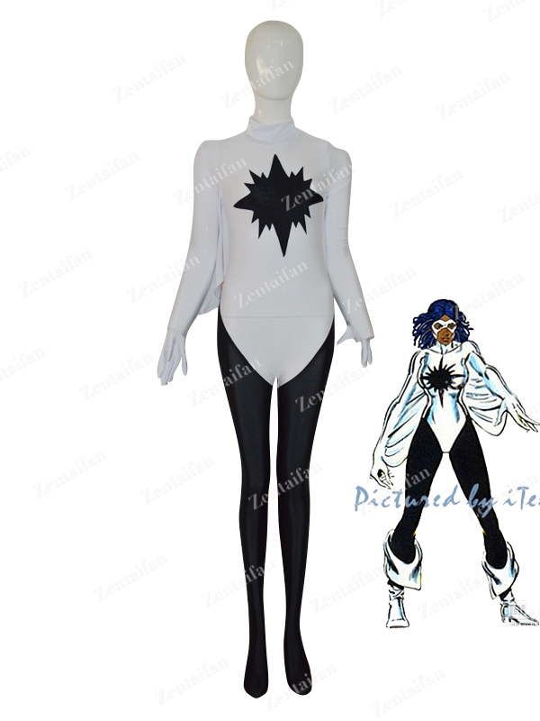 Marvel Comics Monica Rambeau Superhero Costume