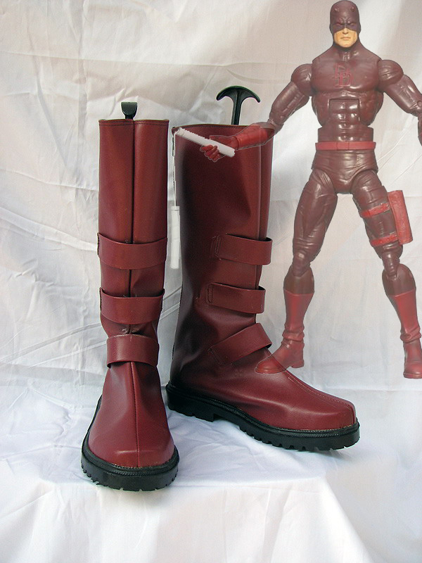 Marvel's Daredevil Cosplay Boots
