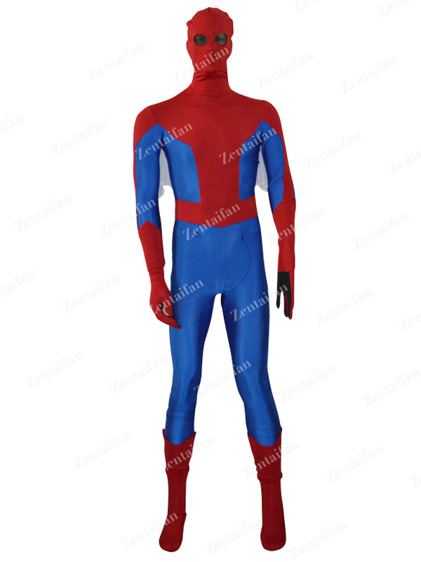 New Style Custom Spider-man Superhero Costume