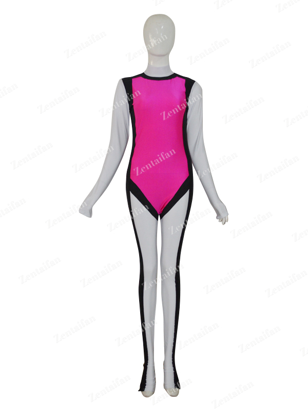Pink Ranger Flashman Power Ranger Superhero Costume