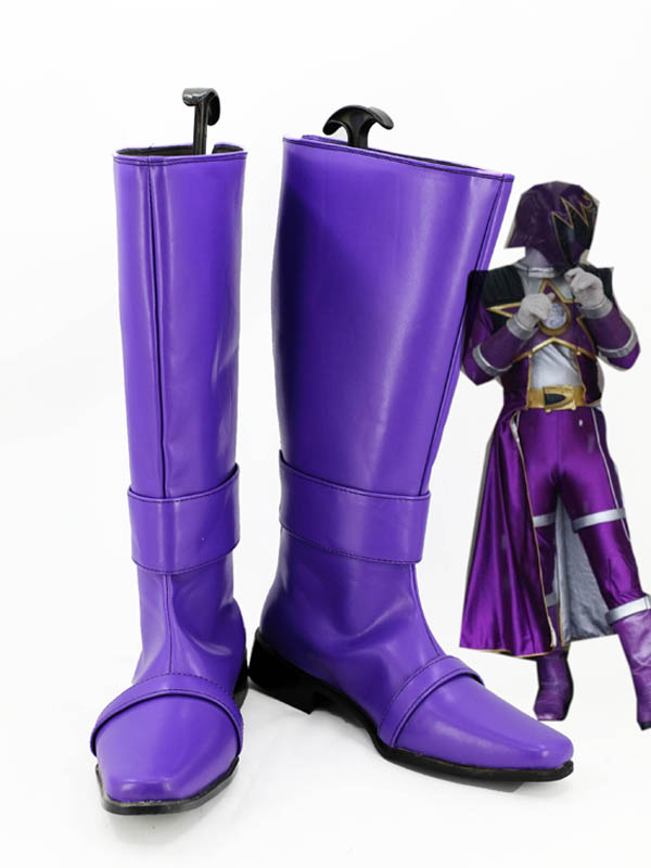 Ryu Commander Cosplay Shoes Shou Ronpo Cosplay Boots