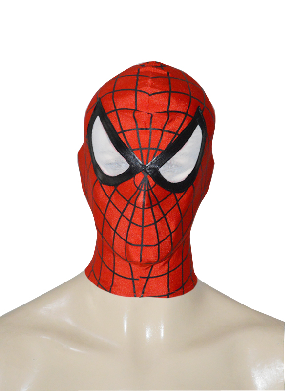 The Amazing Spider-Man Spandex Hood