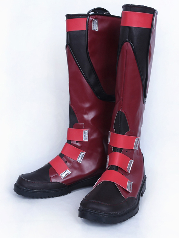 The Avengers Captain America Superhero Cosplay Boots