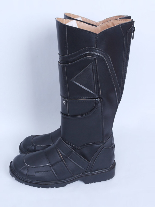 X-Men: Days of Future Past Wolverine Black Mens Superhero Cosplay Boots
